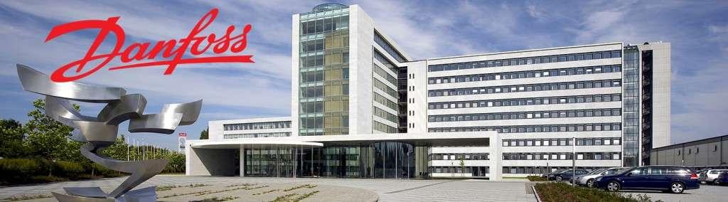 Danfoss virksomhedsbesøg